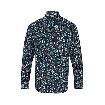 JSS Holly Multi Floral Print Regular Fit 100% Cotton Shirt