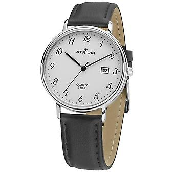 ATRIUM Men's Watch Wristwatch Analog Quartz A30-10 Leather