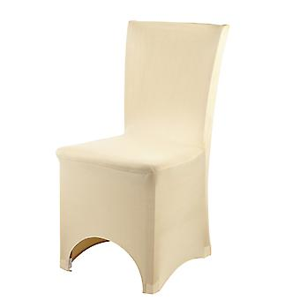 Champagne Spandex Chair Cover Lycra cover
