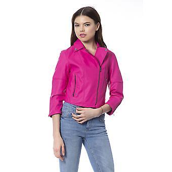 Women's Fuchsia Silvian Heach Jacket