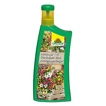 NEWDORFF BioTrissol® Plus Surfinien & Petunia Fertilizante, líquido, 1.0 litros