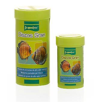 Specipez Food Discs 45Gr/100Ml (Fish , Food , Warm Water)