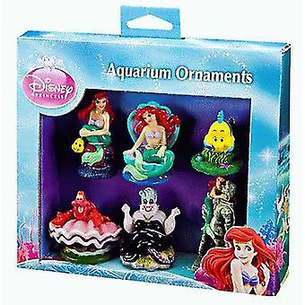 Sandimas Little Mermaid Pack (5 cifre) (Pesci , Decorazioni , Statuine)