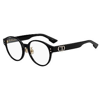 Dior CD3F ASIAN FIT 807 Black Glasses
