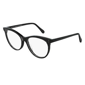 Stella McCartney SC0004O 006 Black Glasses