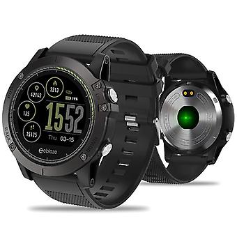 Ips color display sports smartwatch with heart rate monitor