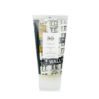 R+co Wall St Strong Hold Gel - 147ml/5oz