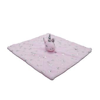 cuddle cloth baby unicorn soft cuddle cloth snuggly toy
