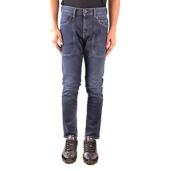Jeckerson Ezbc069051 Men's Blue Denim Jeans