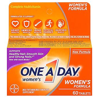 One a day women's complete multivitamin, tablets, 60 ea