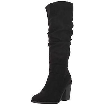 ESPRIT Womens Kingston gesloten teen over knie mode laarzen
