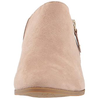 Dr. Scholl's Shoes Womens Brief Suede Almond Toe Ankle Fashion Boots