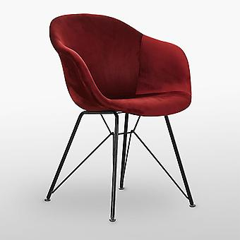 Valentina Velvet Chair