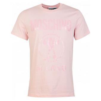 Moschino Couture Moschino Milano Logo T-Shirt