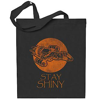 Firefly Stay Shiny Serenity Totebag