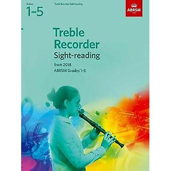 Treble Recorder SightReading Tests ABRSM Grades 15