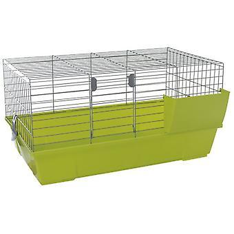 Voltrega Cage Lapin 920 Grise (Rongeurs , Cages et Parcs)