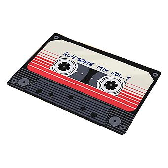 Flannel Magnetic tape Rug