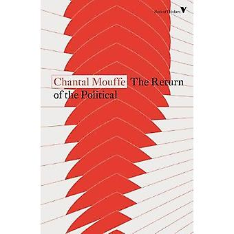 The Return of the Political by Chantal Mouffe - 9781788738569 Book