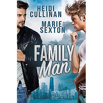Family Man by Heidi Cullinan - 9781641080873 Book