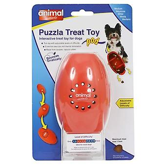 Animal Instincts Puzzla Treat Toy Pod