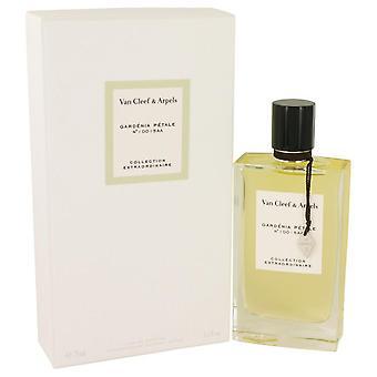 Gardenia Petale Eau De Parfum Spray By Van Cleef & Arpels 2.5 oz Eau De Parfum Spray