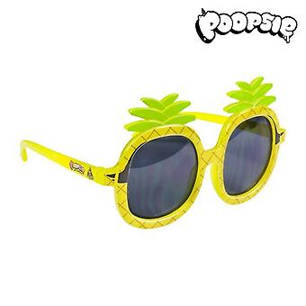 Yellow Poopsie Children's Sunglasses