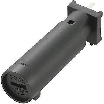 Säkringshållare lämplig för mikrosäkring 6,3 x 32 mm 15 A 250 V/AC MF-560 1 st.
