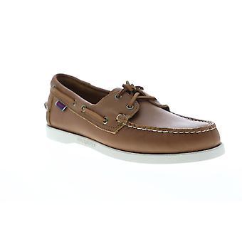 Sebago Adult Mens Portland Docksides Boat Shoes Loafers & Slip Ons