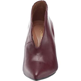 Aerosoles Women's Idealist Ankle Boot, Wine Leather, 9.5 M US