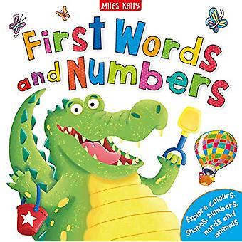 Första ord och siffror med första ord och siffror - 9781786178541 Bo