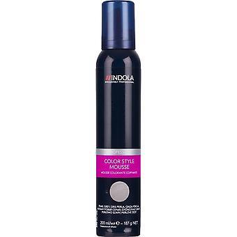 Indola Innova Indola Color Style Mousse - Pearl Beige