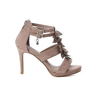 Xti - Shoes - Sandal - 32077_TAUPE - Ladies - tan - EU 41