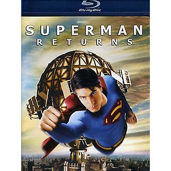 Superman Returns [BLU-RAY] USA importerer