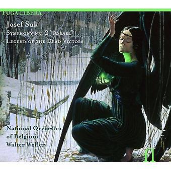 J. Suk - Josef Suk: Symphony No. 2 Asrael; Legend of the Dead Victors [CD] USA import