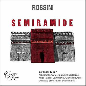 Mark Elder - Rossini: Semiramide [CD] Importazione USA