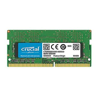 Crucial 8Gb Ddr4 Notebook Memory Pc4 25600 3200Mhz