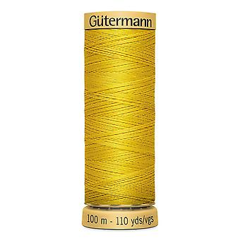 Gutermann 100% Natural Cotton Thread 100m Hand and Machine Colour Code  - 688