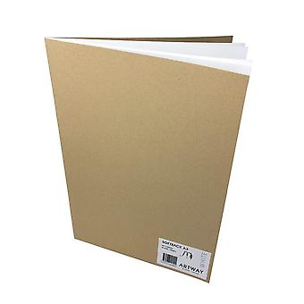 Artway 140gsm Softback Sketchbooks - A5, A4 & A3 - Ritratto o Paesaggio