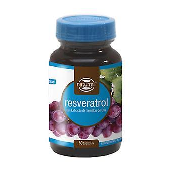 Resvératrol 60 capsules