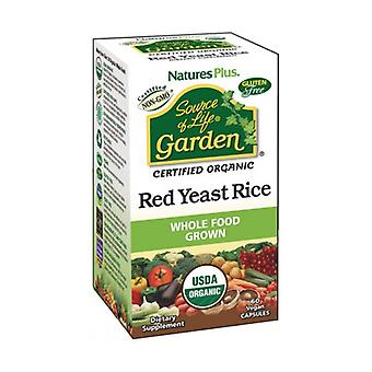 Garden Red Rice Yeast 60 capsules