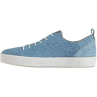 ECCO Womens notte cielo tessuto basso Top Lace Up moda Sneakers