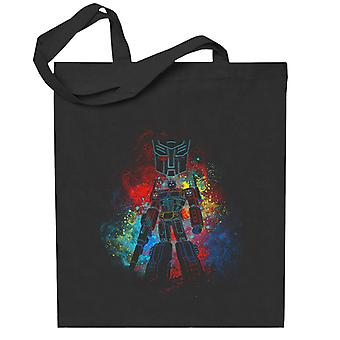 Autobot Optimus Prime Transformatoren Totebag