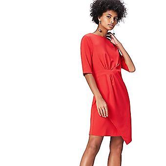 Encontrar. Women's Drape Hem_AN5414, Rojo (Rot), EU S (EE.UU. 4-6)