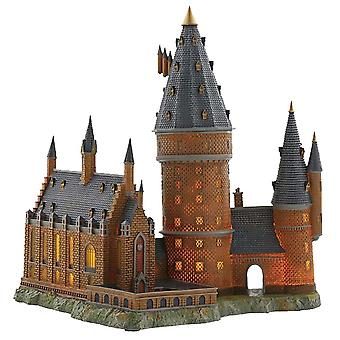 Harry Potter Village by Dept 56 Hogwarts Great Hall And Tower