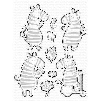 Mijn favoriete dingen Zippy Zebras Die-namics