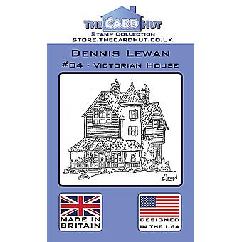 The Card Hut Victorian House Clear Stamps