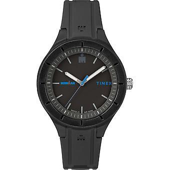 TW5M17100, Ironman Urban 30-Lap Mid Size Essential Unisex Uhr / schwarz