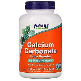 Ora Alimenti, Polvere di Carbonato di Calcio, 12 oz (340 g)