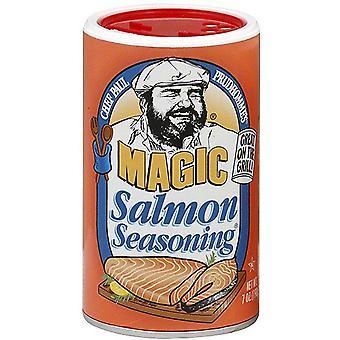 Assaisonnement de saumon magique du chef Paul Prudhomme
